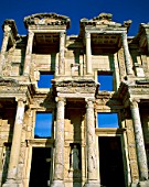 Library of Celsus, Ephesus, Aegean Coast, Turkey