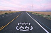 Historic Route 66 Highway, Arizona, USA