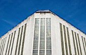 Art Deco exterior of Kendals store in Manchester, UK