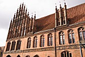 Old city hall - Altes Rathaus, Hannover, Germany