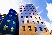 Gehry tower, Hannover, Germany