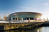 Echo Arena, Kings Waterfront, Liverpool, UK