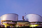 European Court of Human Rights, Strasbourg France.