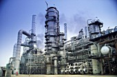 Oil and petrochemical refinery, Kaduna, Nigeria