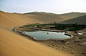 Dunhuang sand dunes, Silk Road, China