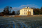 Ballyscullion Park House in winter, Londonderry, Northern Ireland