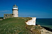 Belle Tout Lighthouse, Beachy Head, Sussex, UK