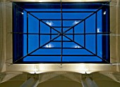 View of a skylight