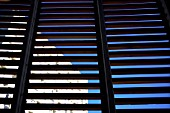 Building and slats
