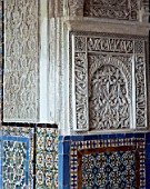 Wall art,Casa Pilatos,Sevilla,Spain