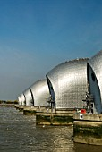 Thames Barrier Annual Test Closure