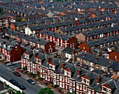Terraced housing, Longsight, Manchester