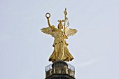 Statue of victoria on victory column