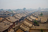High Angle View of Ping Yao,Shanxi