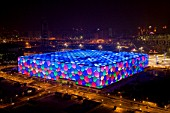 National Aquatics Center,Beijing