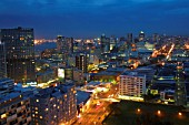 View over downtown Durban. KwaZulu-Natal. South Africa