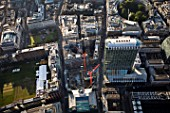 Aerial view of Citypoint & Ropemaker Place, London