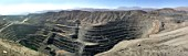Panorama From Candelaria Open Cast Mine, in Copiap—, Chile