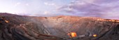 Chuquicamata The World Biggest Open Cast Mine