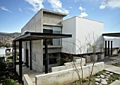 Modern Architecture In La Reserva, Santiago Chile from Kenneth Page