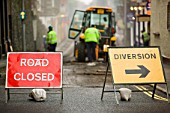 Road closed in Ambleside for resurfacing UK