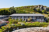 The Island Hotel on Tresco, Scilly Isles, UK.