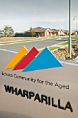 A village development for the elderly in Echuca, Victoria, Australia.