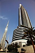 United Arab Emirates, Dubai, Burj Khalifa, The Address Hotel.