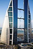 WS ATKINS BWTC BAHRAIN WORLD TRADE CENTRE