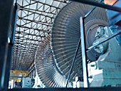 Turbine Engineers In Turbine Hall