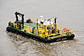 Work barge