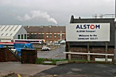 Alstoms Washwood Heath works in Birmingham birthplace of many of the latest modern trains including Junipers, Coradias and Pendolinos. 2004