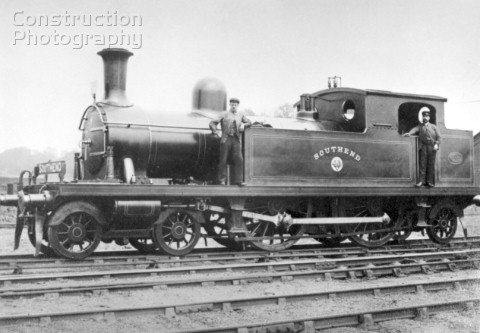 A Whitelegg 442T Southend from the London Tilbury and Southend Railway C1900
