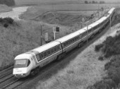 The British Railways Advanced Passenger Train (APT) c1984