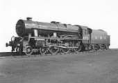 LMS Royal Scot Class 4-6-0 No.6170 British Legion. October 1939